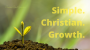 Artwork for Simple. Christian. Growth.