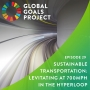 Artwork for Sustainable Transportation: Levitating at 700mph in the Hyperloop [Episode 29]