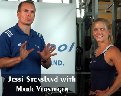 SimplyStu #52: Jessi Stensland, Neal Henderson the newest Race Athlete Chris
