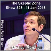 The Skeptic Zone #325 - 11.Jan.2015