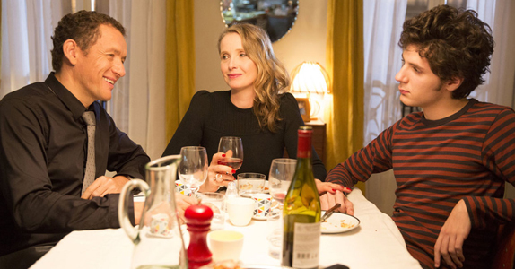 "Write On with Julie Delpy who Talks About Her New Film ""Lolo"""