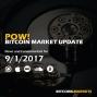 """Artwork for PoW Bitcoin: """"NO2X"""" - 9/1/2017"""