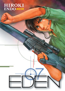 Manga Review: Eden Volume 7