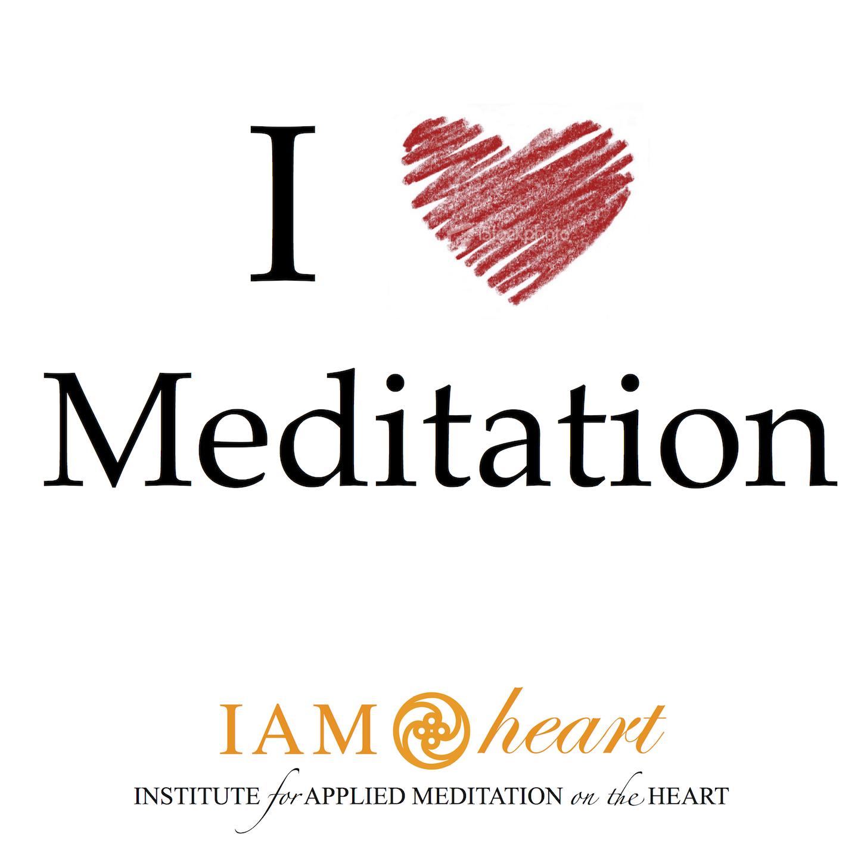I Heart Meditation logo