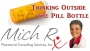 Artwork for Pharmacy Podcast Episode 42: Thinking Outside the Pill Bottle with Michelle Sherman