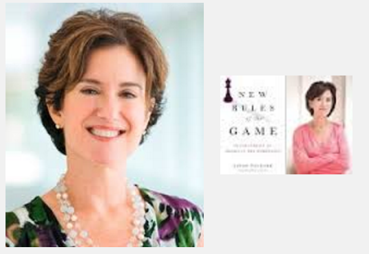 HBO, CNBC, HGTV's, Susan Packard (TEDtalker too) on Grit and Gamesmanship