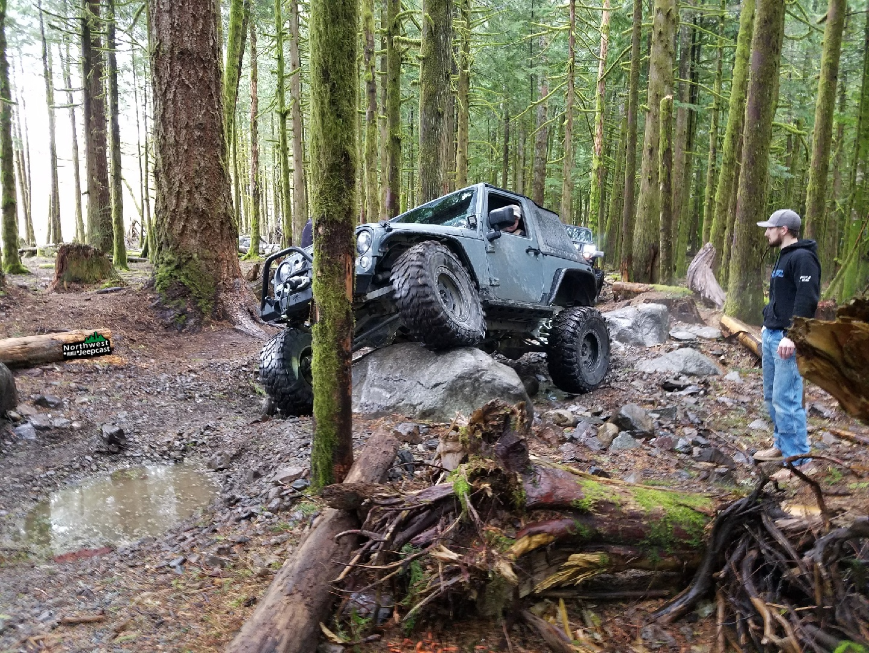 Northwest Jeepcast - Jeep Podcast - Listener Rides