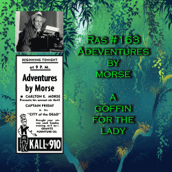 Artwork for RAS #163 - Adventures By Morse