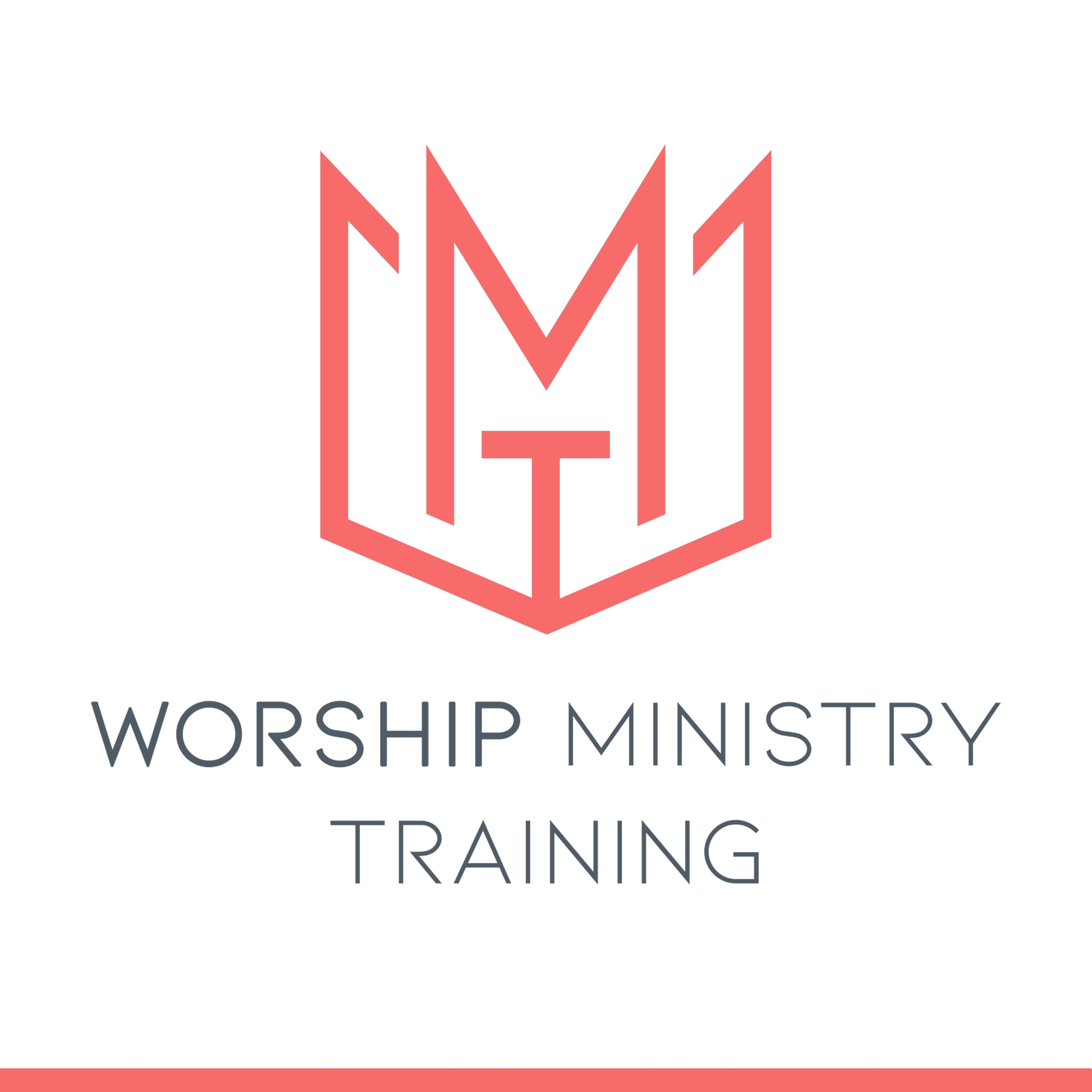 Worship Ministry Training Podcast (For Worship Leaders) show art