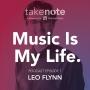 Artwork for 007: Leo Flynn of Vitamin String Quartet and Rockabye Baby