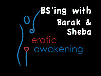 Erotic Awakening Podcast - EA191 - BSing in front of a live studio audience