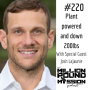 Artwork for 220: Plant powered and down 200lbs with Josh LaJaunie