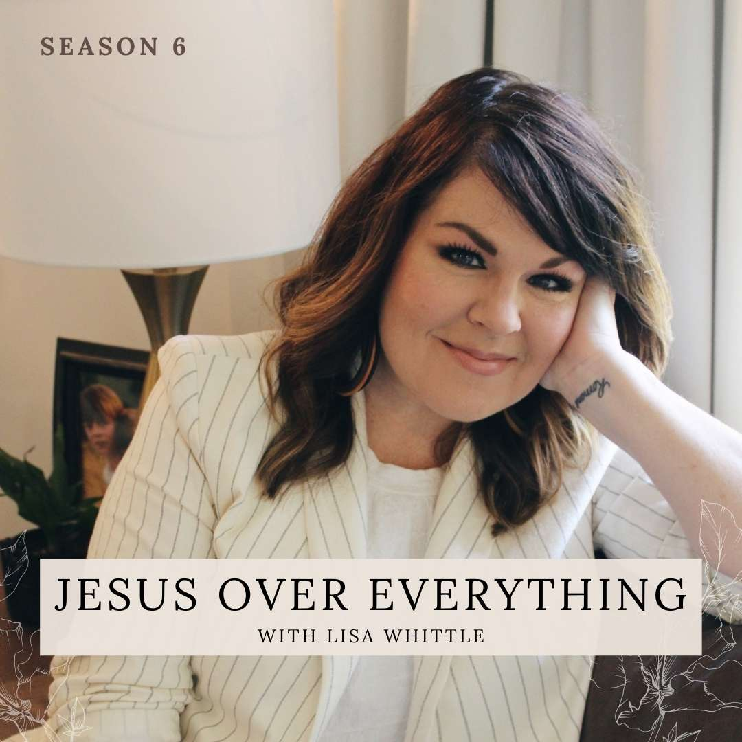 Jesus Over Everything show art