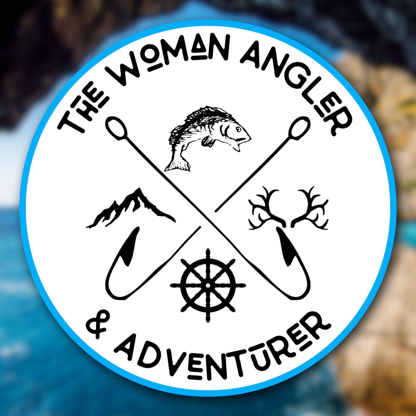 Artwork for EP. 18 Rachel Piacenza on Female Anglers Making Waves With TakeMeFishing.org