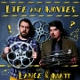 Artwork for Life and Movies Episode 1: '90s Ninja Movies with Ian Russian