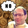 Artwork for Buttcoin vs Bitcoin with Jorge Stolfi of r/buttcoin (King of the Butters!)