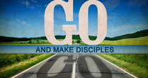 Artwork for Go and Make Disciples
