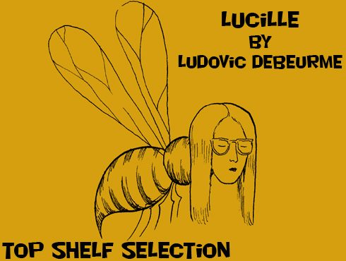 Cammy's Comic Corner - Lucille (Top Shelf)