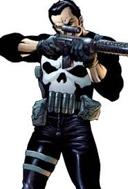 Heroes and Villains 63: The Punisher with Jess Hall