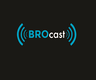 """Artwork for (#93) BROcast #43: """"3 Countries, 12 States!"""""""