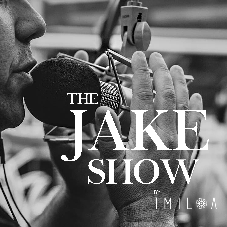 The Jake Sasseville Show by Imiloa show art
