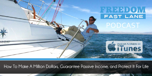 How to Make a Million Dollars, Guarantee Passive Income and Keep it for Life