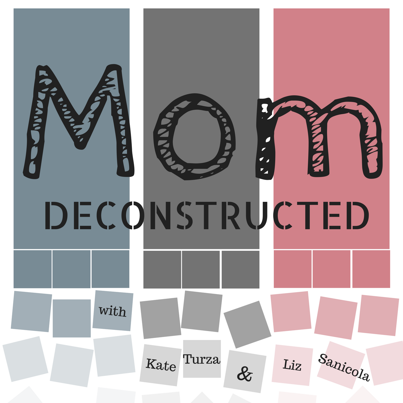 Artwork for EP09: Mother of 2, still in the thick of it with Liza Tremblay