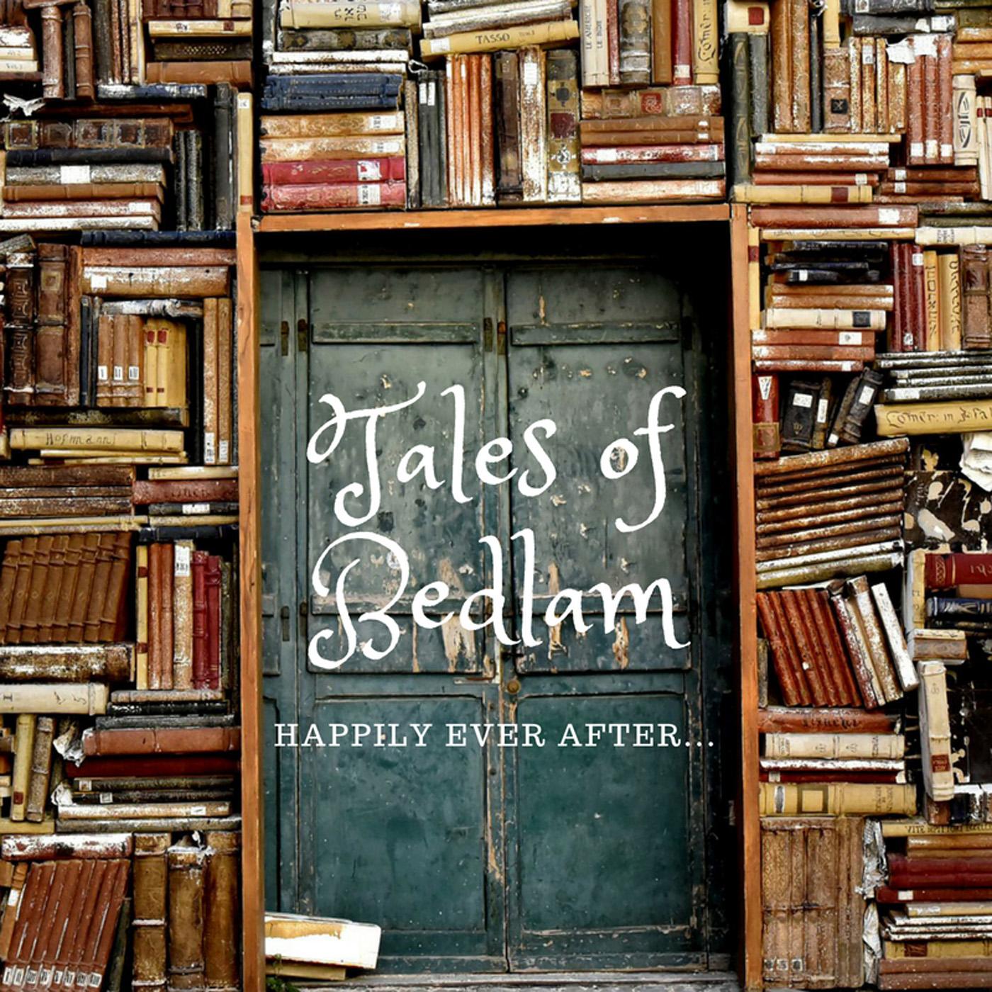 Tales of Bedlam show art