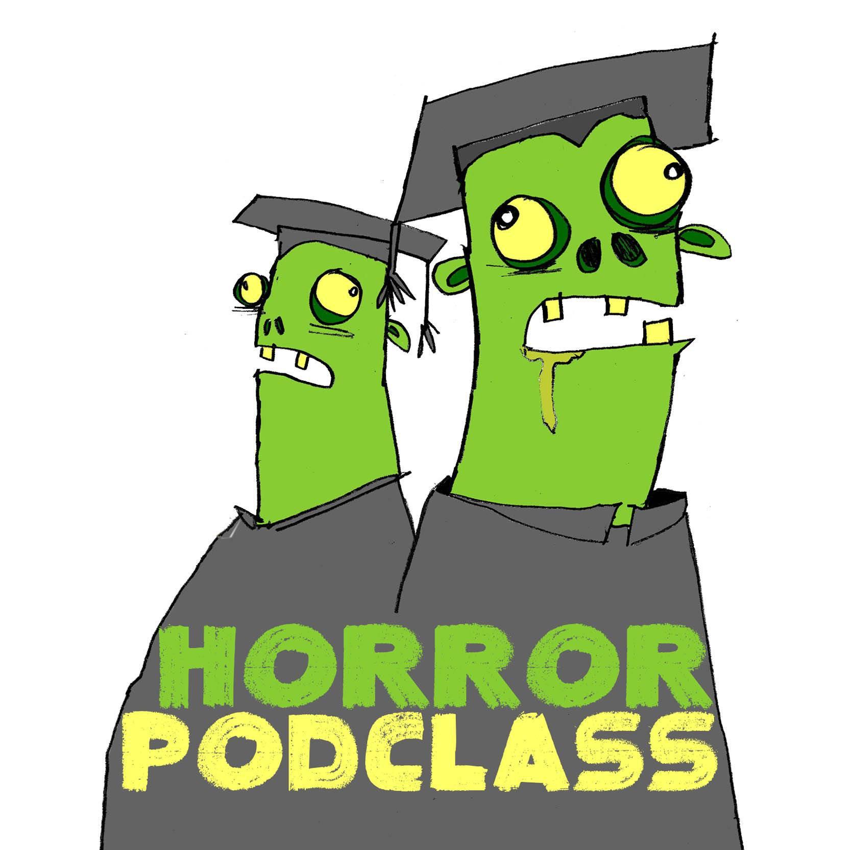 Artwork for Episode 02- Weird Fiction