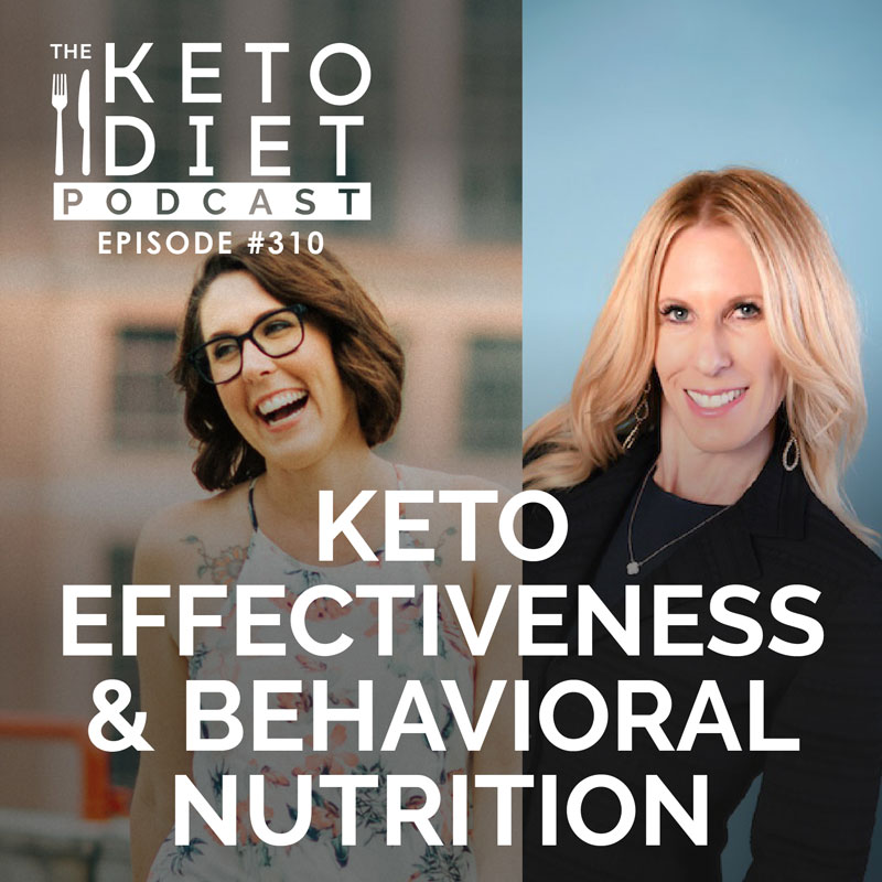 #310: Boost Keto Effectiveness with Behavioral Nutrition with Lauren Weiss