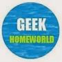 Artwork for Geek Homeworld Episode 103 Geek Chat 2018