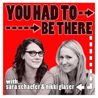 Episode 15: Kristen Schaal & Amy Miles