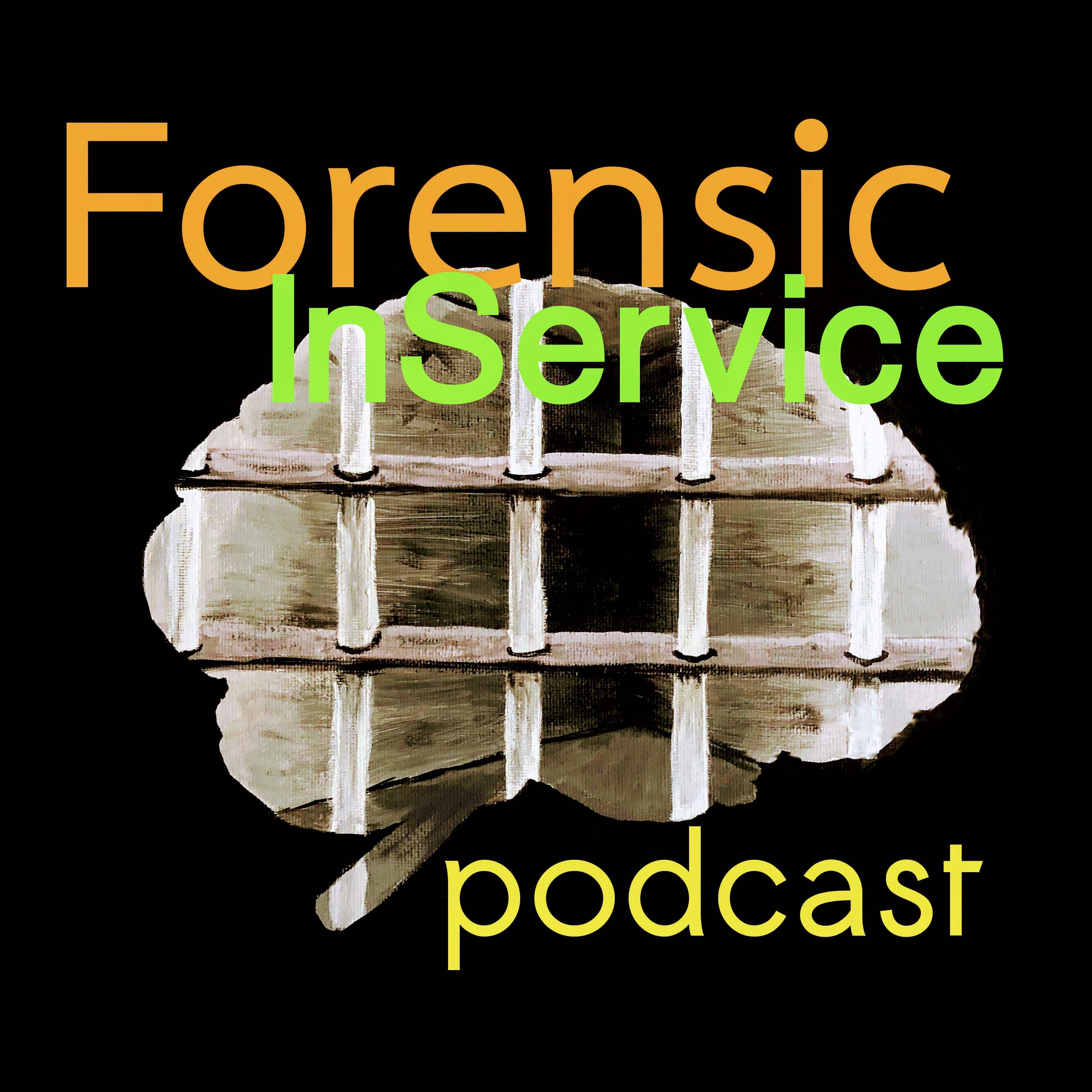 Forensic InService show art