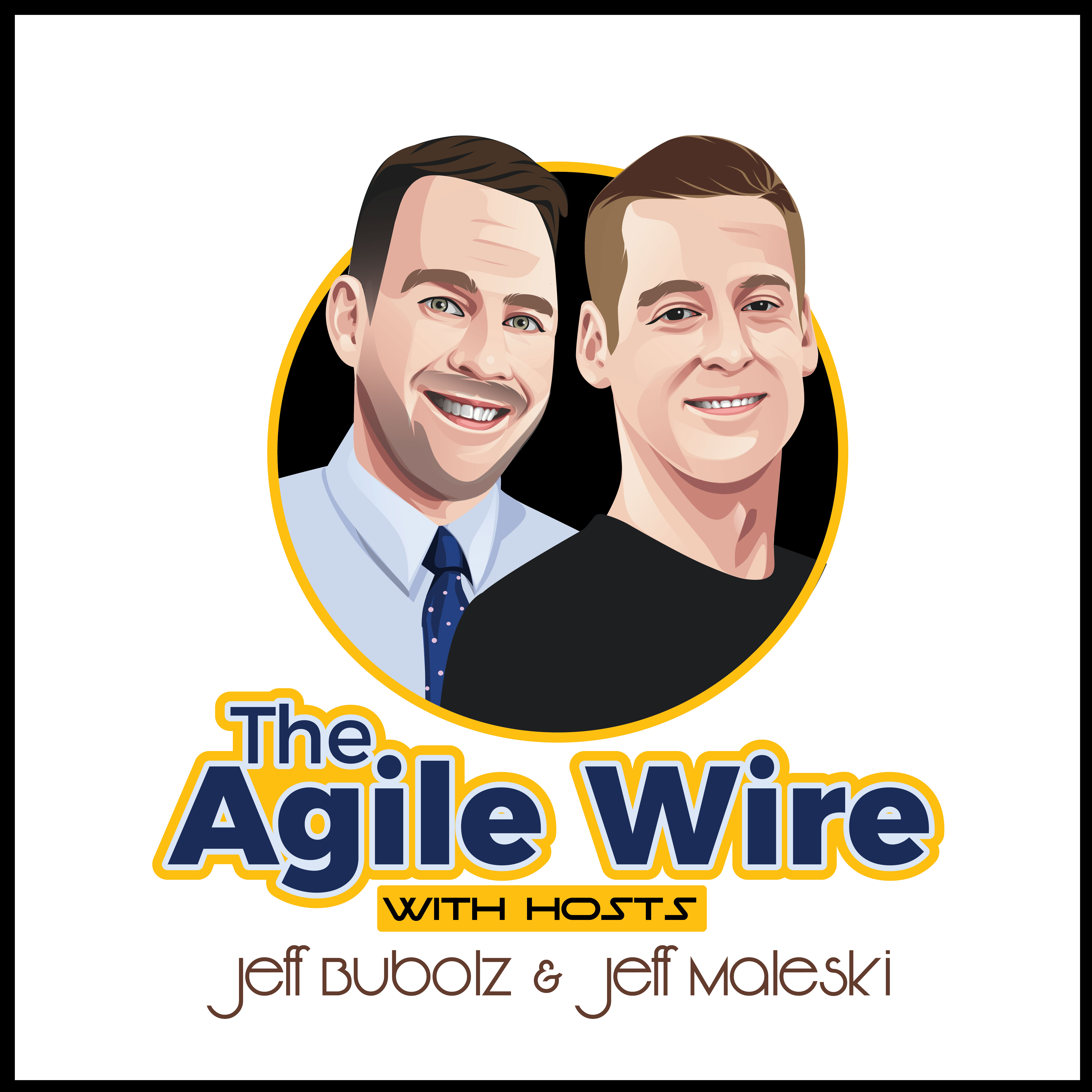 The Agile Wire show art