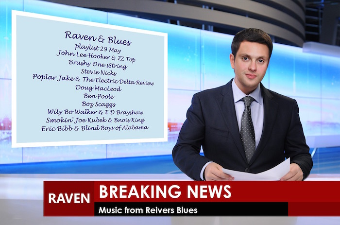 Raven and Blues 29 May 2015