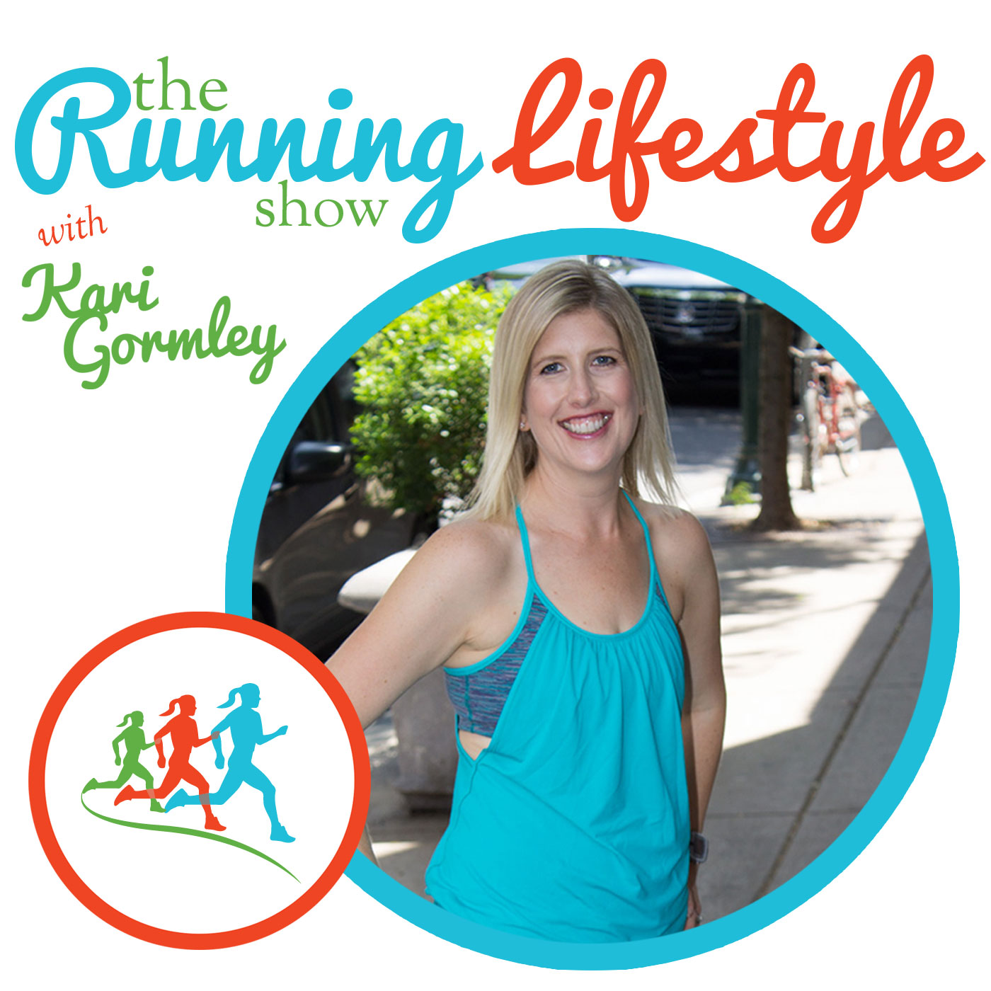 The Running Lifestyle Show logo