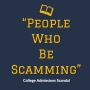 """Artwork for Episode 207 - College Admissions Scandal: """"People Who Be Scamming"""""""