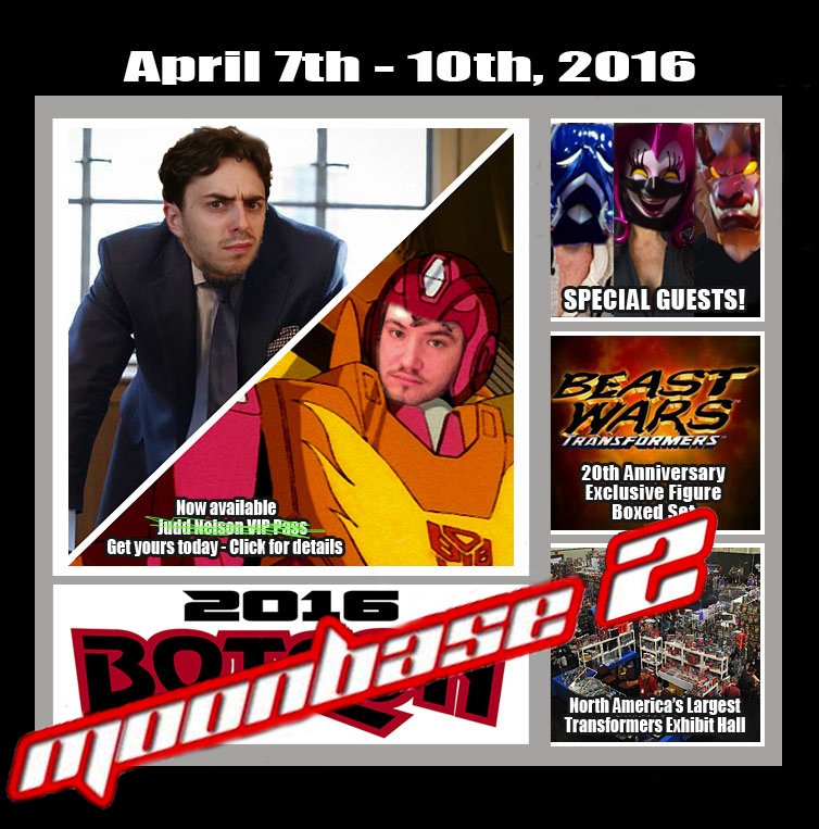 Moonbase 2 Episode 390 BOTCON 2016