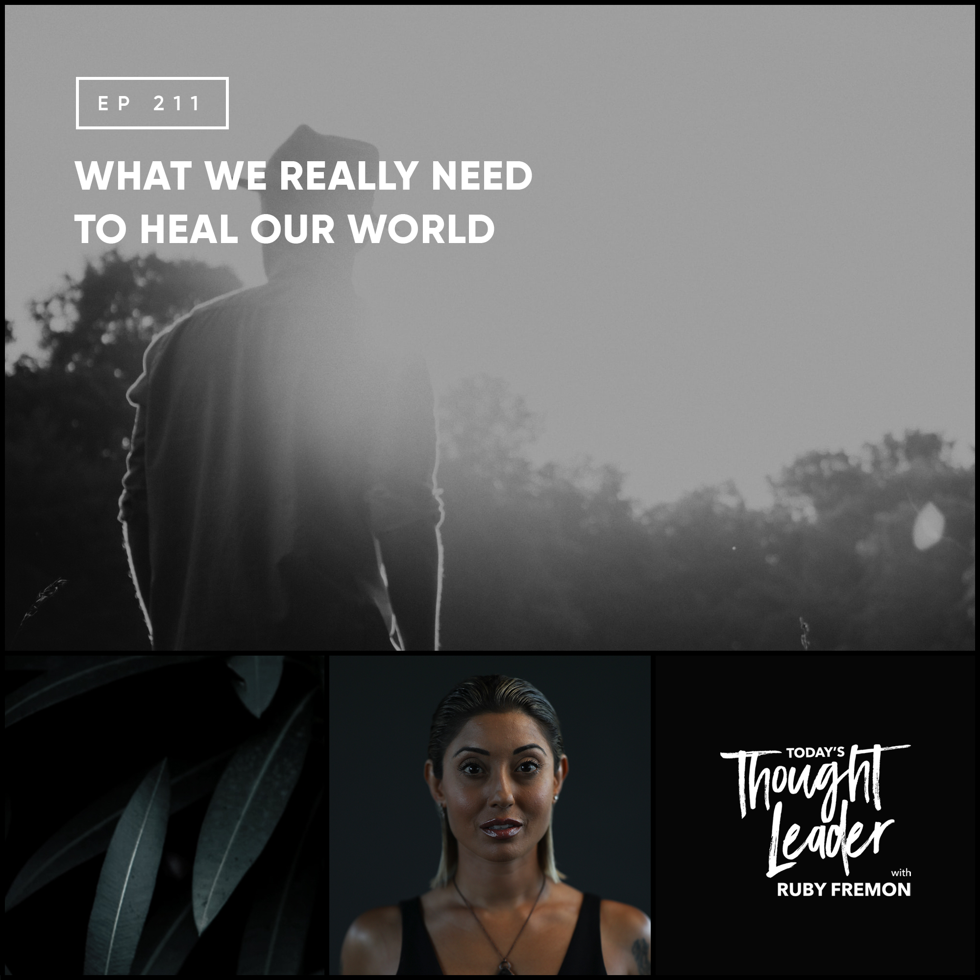 211: What We Really Need to Heal Our World