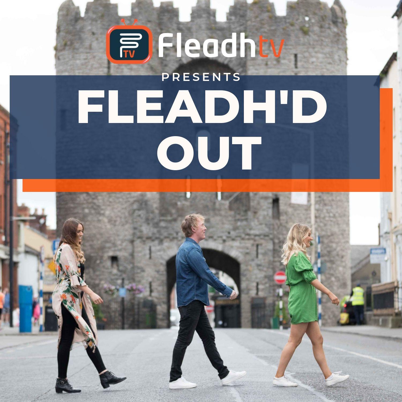 Fleadh'd Out show art