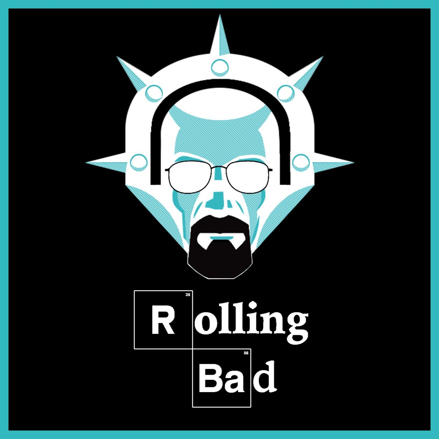Rolling BAd Podcast - An Age of Sigmar Podcast show art