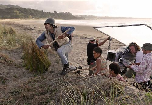 Adam Clark - New Zealand Cinematographer - River Queen, Eagle vs Shark, and Boy (Now on DVD)