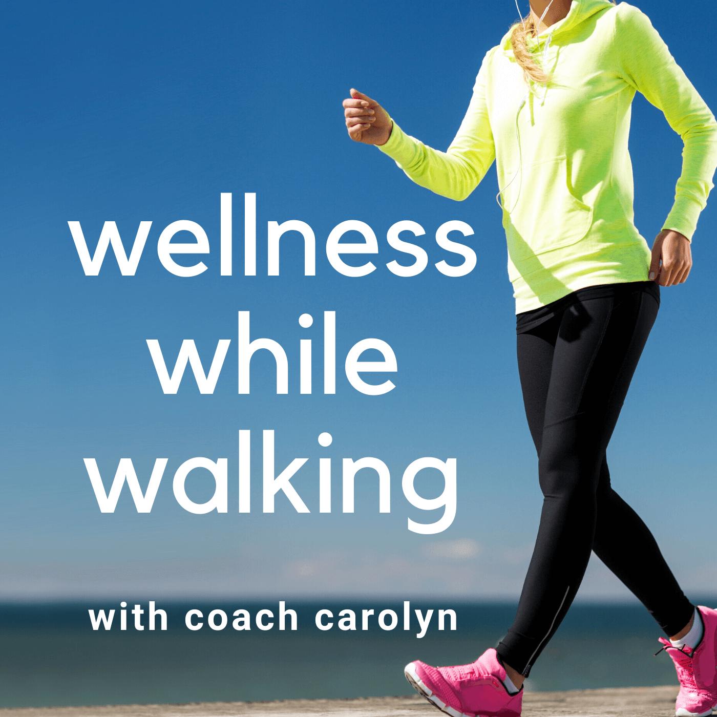 Wellness While Walking show art