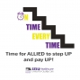 Artwork for Allied Must Pay Home Care Workers On Time, Every Time