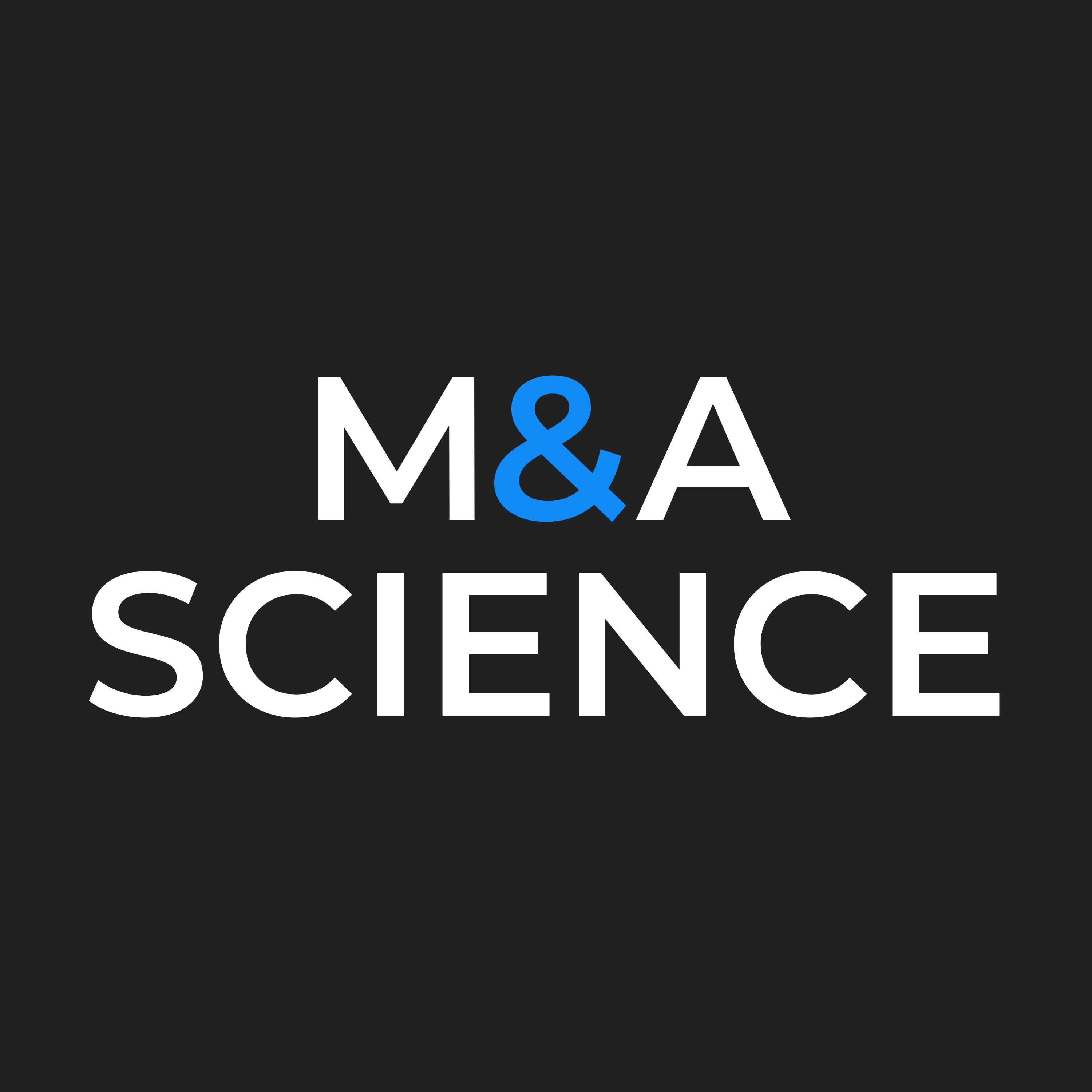 117. Managing M&A on a High Scale show art