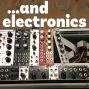 Artwork for Violist Elizabeth Reid interviewed on ...and electronics