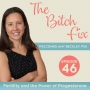 Artwork for Ep 46 Fertility and the Power of Progesterone with Amy Beckley