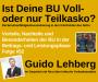 Artwork for #52 Vergleich der Berufsunfähigkeitsversicherung (BU) in den 3 Schichten des AEGs mit Guido Lehberg