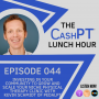 Artwork for EP 044: Investing in Your Community to Grow and Scale Your Niche Physical Therapy Clinic with Kevin Schmidt of PedalPT