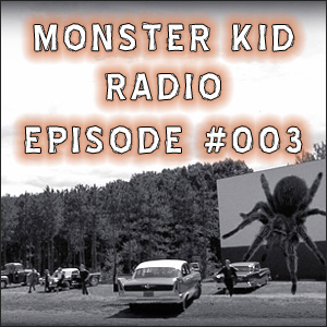 Monster Kid Radio #003 - A chat with Christopher R. Mihm and Mitch Gonzales, Part One